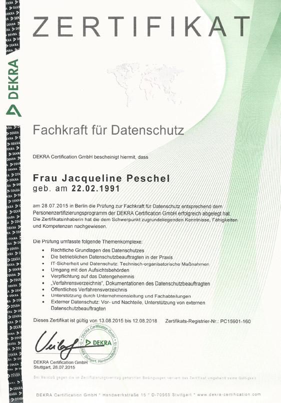 ZertifikatDatenschutzJP
